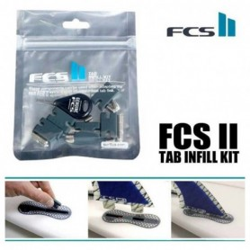 Fcs Fcs Ii Tab Infill Kit (10 Screws + 5 Tab Infills)